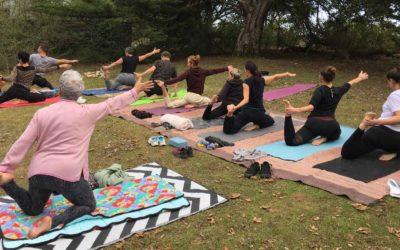 Journée yoga et voyage sonore sur l'île de Ré le samedi 03 Octobre 2020