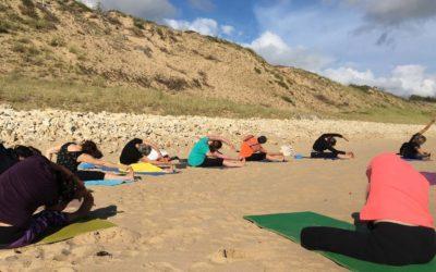 Yoga et nutrition au cœur de la Vendée du 18 au 20 juin 2021