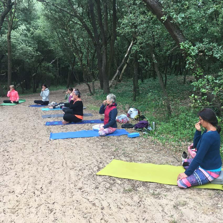 Stage de Yoga et Nutrition à Longeville sur mer